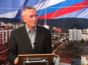 "Виктор Касищев: это грязное слово ""политика""."