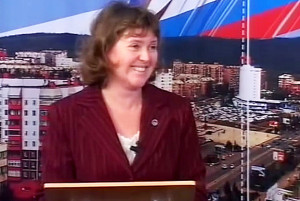 Елена Романова, кандидат в мэры Братска.