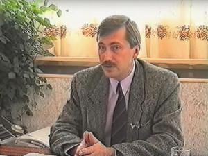 Владимир Данилов в борьбе за власть в Братске