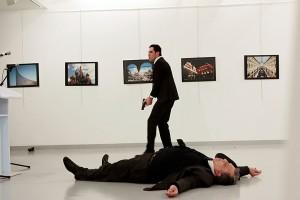 Выстрел в Анкаре