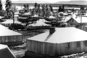 Хроника Братска 1960-1961 годы