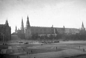 Москва, 6 ноября 1941 года