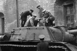 Москва, ноябрь 1943 г.