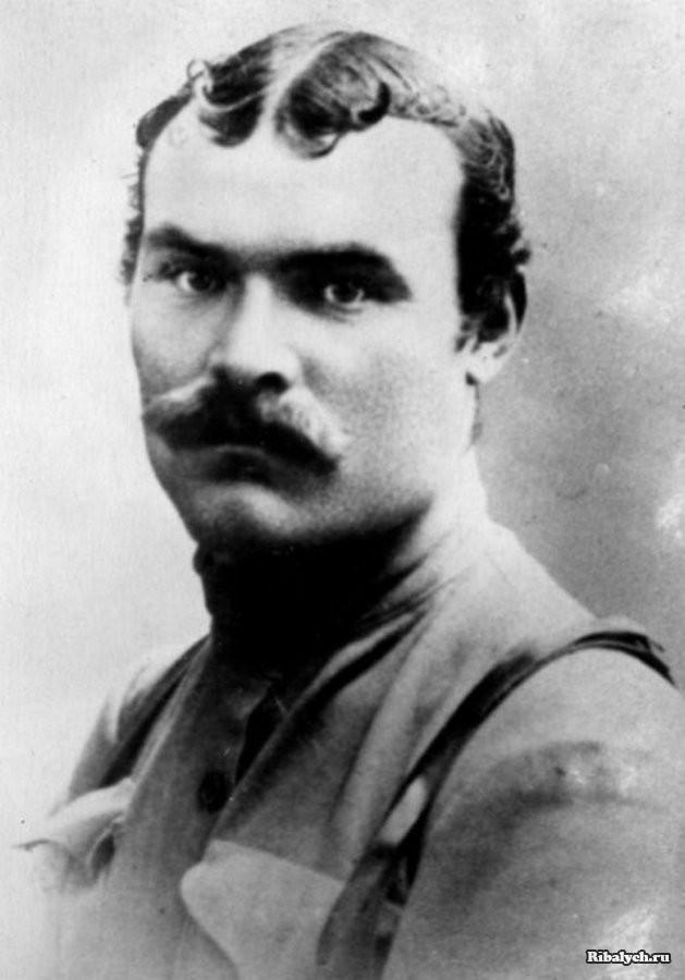 Чапаев, 1917 год, Россия