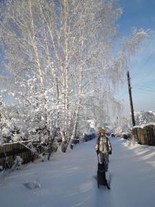Сибирский рай