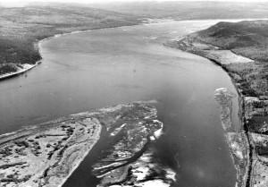 Здесь будет построена Усть-Илимская ГЭС