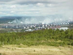Из истории промышленного загрязнения Братска
