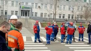 """Мирный протест на Братской площадке """"Илима"""""""