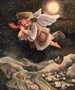 Сибирский ангел